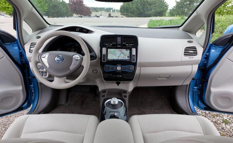 2013 Nissan Leaf - Slide 50