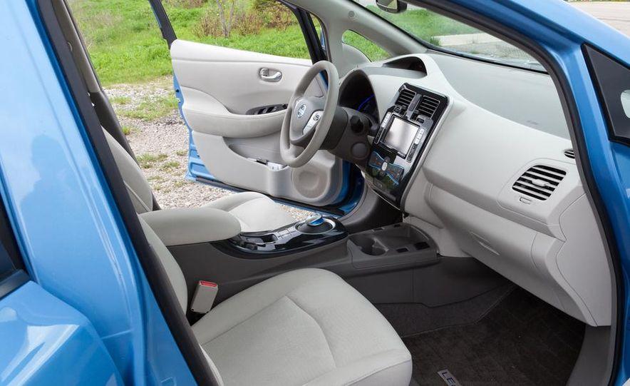2013 Nissan Leaf - Slide 52