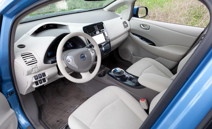 2013 Nissan Leaf - Slide 54