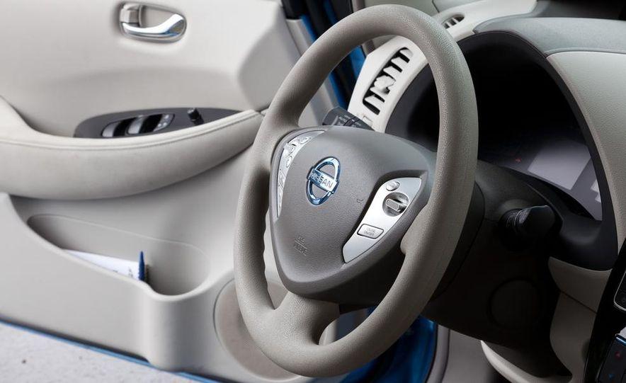 2013 Nissan Leaf - Slide 63