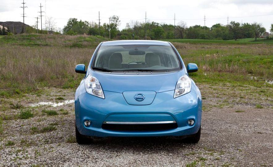 2013 Nissan Leaf - Slide 30