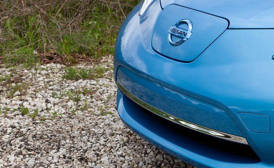 2013 Nissan Leaf - Slide 40
