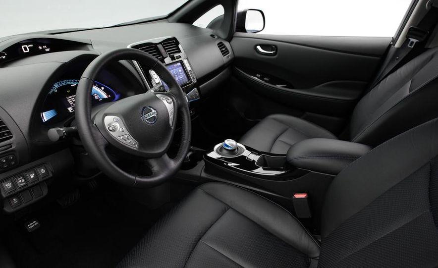 2013 Nissan Leaf - Slide 12