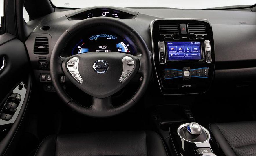 2013 Nissan Leaf - Slide 13