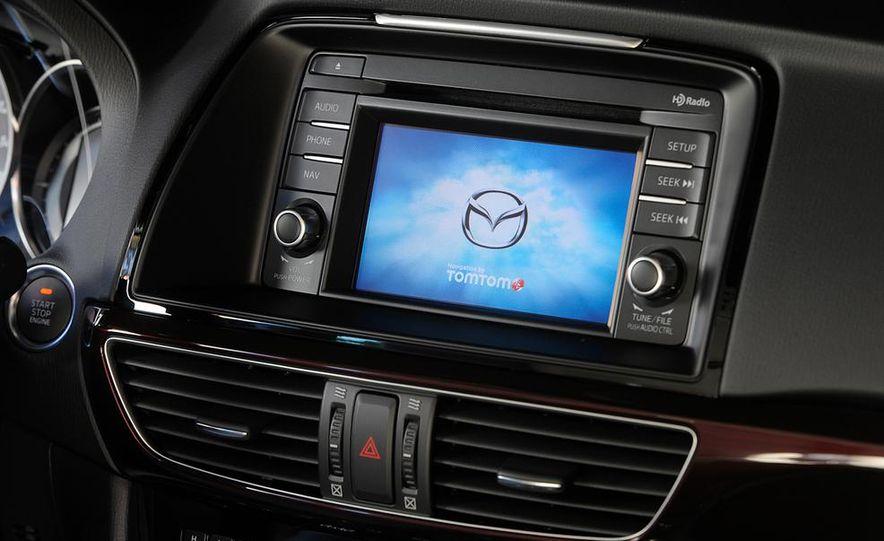 2014 Mazda 6 i Sport - Slide 47