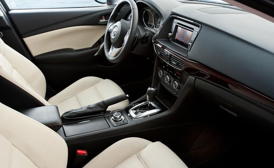 2014 Mazda 6 i Sport - Slide 34
