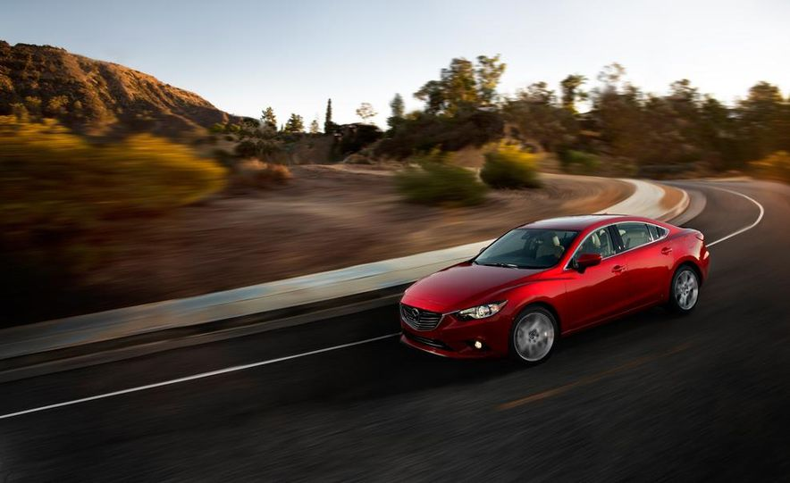 2014 Mazda 6 i Sport - Slide 1