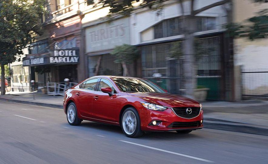 2014 Mazda 6 i Sport - Slide 9