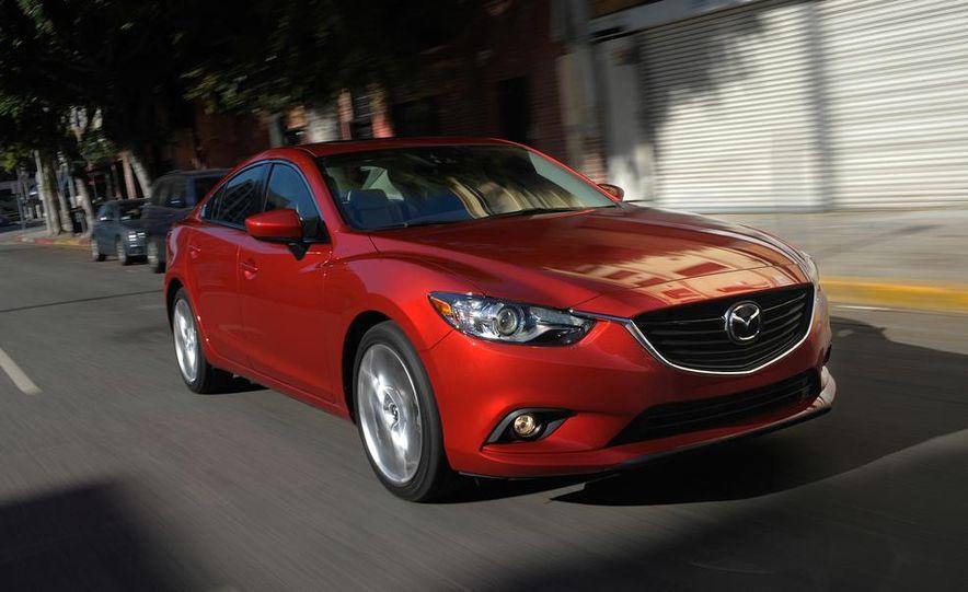 2014 Mazda 6 i Sport - Slide 11