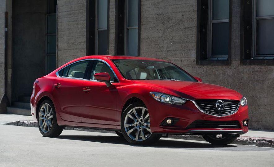 2014 Mazda 6 i Sport - Slide 17