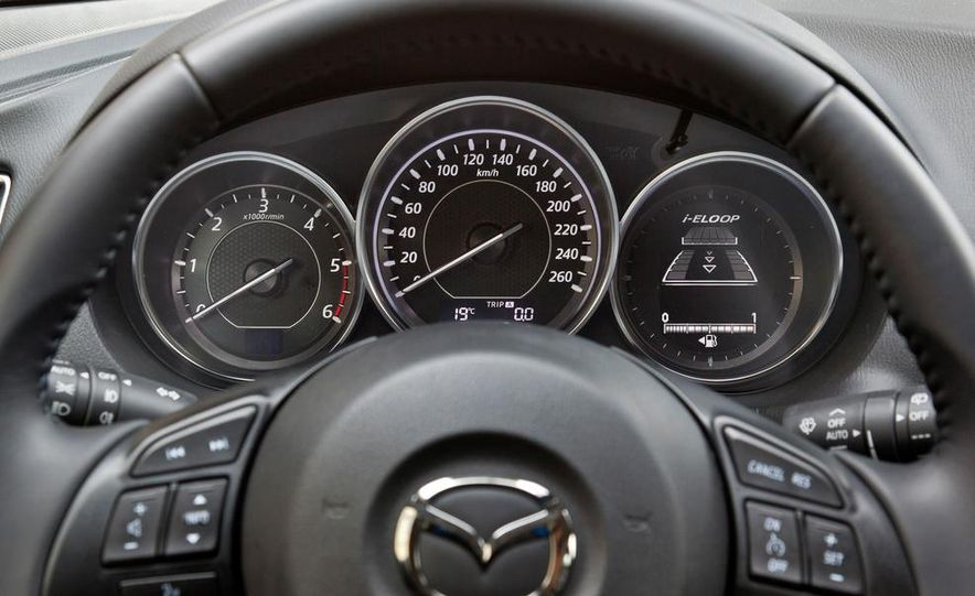 2014 Mazda 6 i Sport - Slide 68