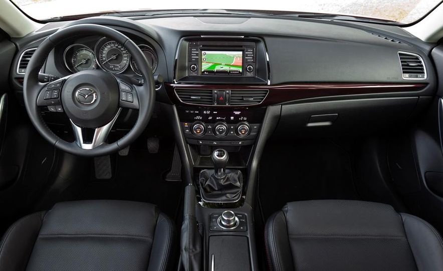2014 Mazda 6 i Sport - Slide 67
