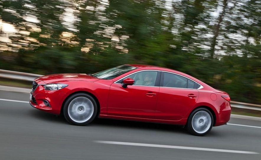 2014 Mazda 6 i Sport - Slide 53
