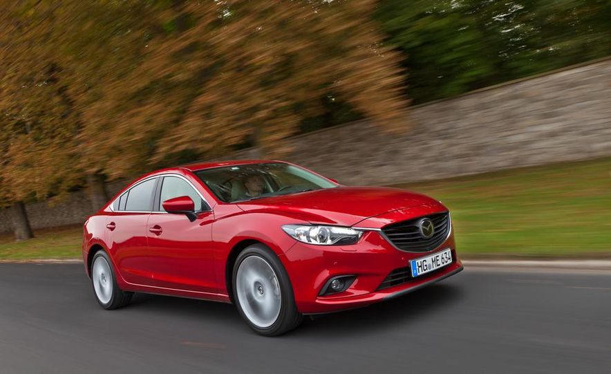 2014 Mazda 6 i Sport - Slide 56