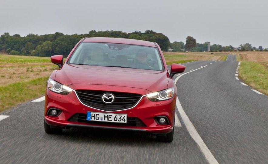 2014 Mazda 6 i Sport - Slide 57