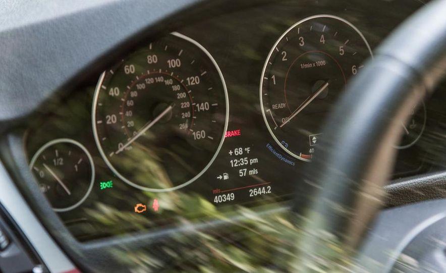 BMW 328i (F20) - Slide 35