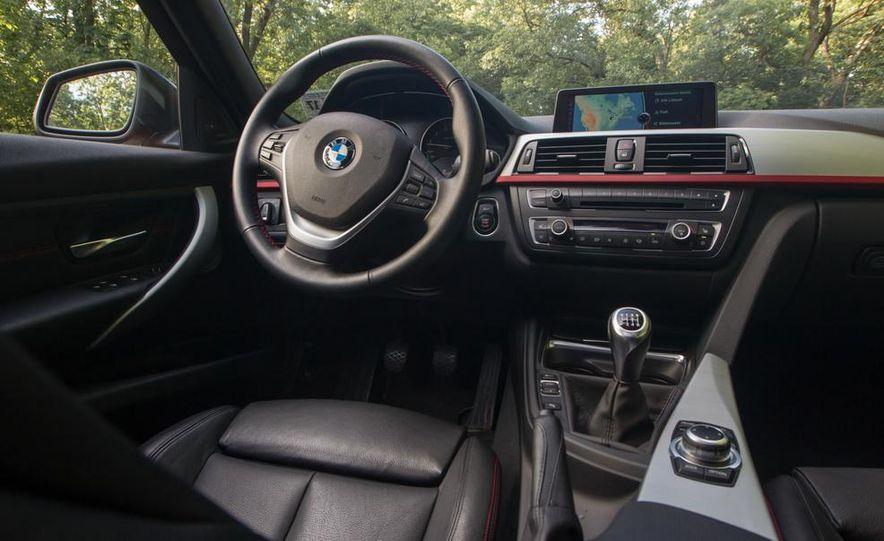 BMW 328i (F20) - Slide 27