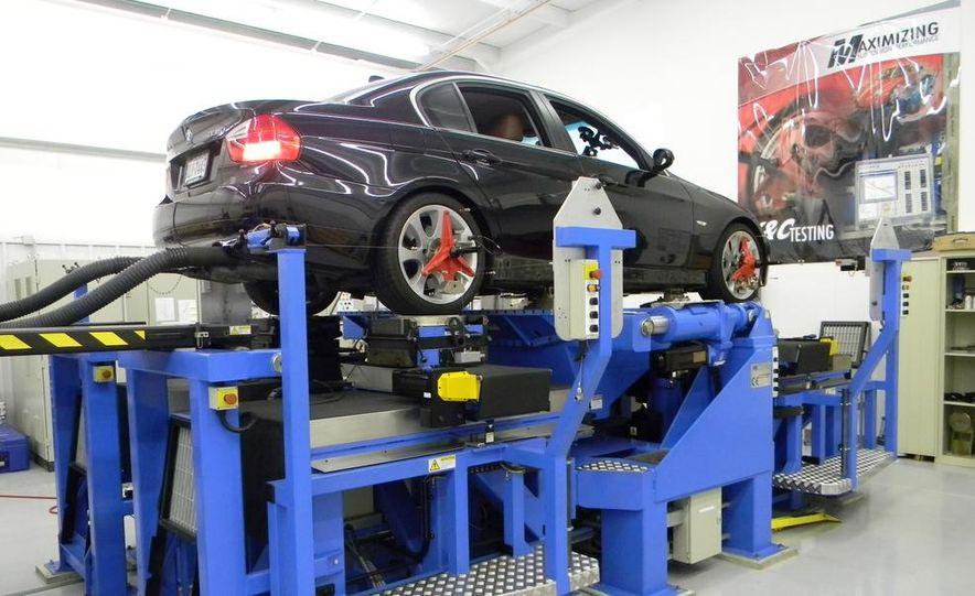 BMW 328i (F20) - Slide 5