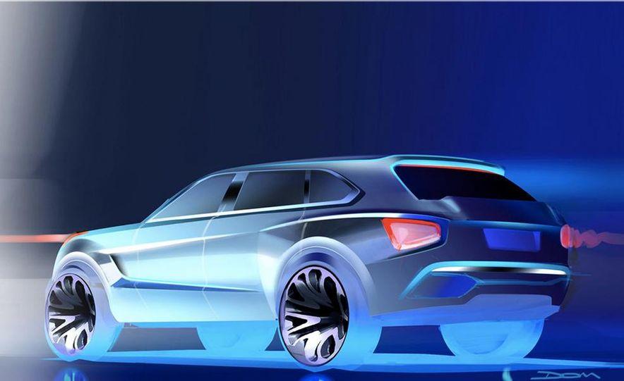 Bentley EXP 9 F concept (artist's rendering) - Slide 2