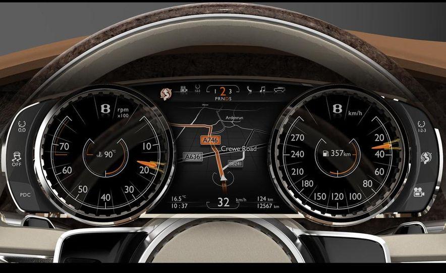 Bentley EXP 9 F concept (artist's rendering) - Slide 10