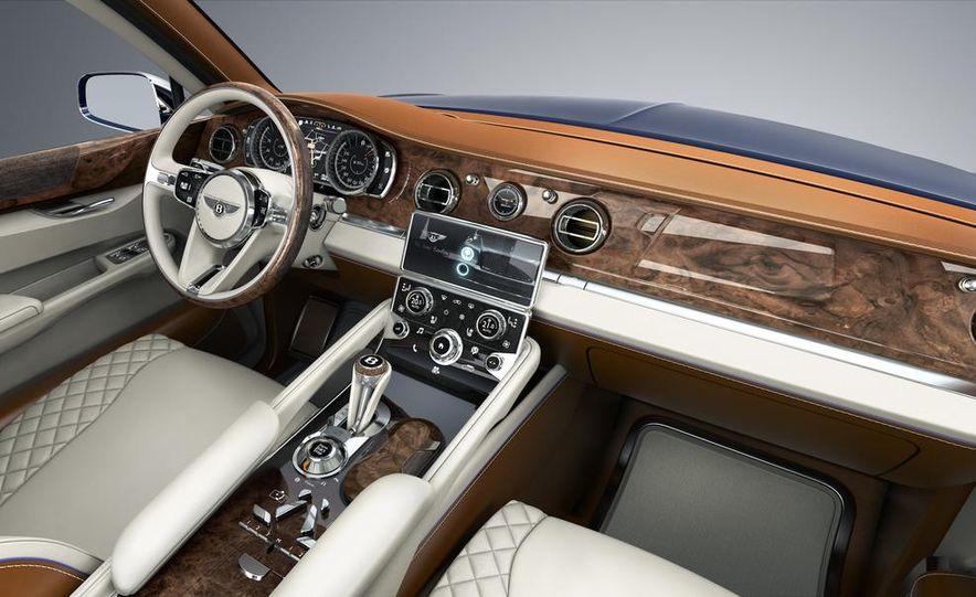 Bentley EXP 9 F concept (artist's rendering) - Slide 7
