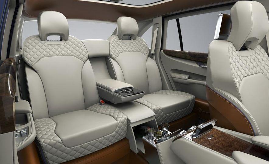 Bentley EXP 9 F concept (artist's rendering) - Slide 8