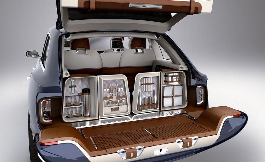 Bentley EXP 9 F concept (artist's rendering) - Slide 11