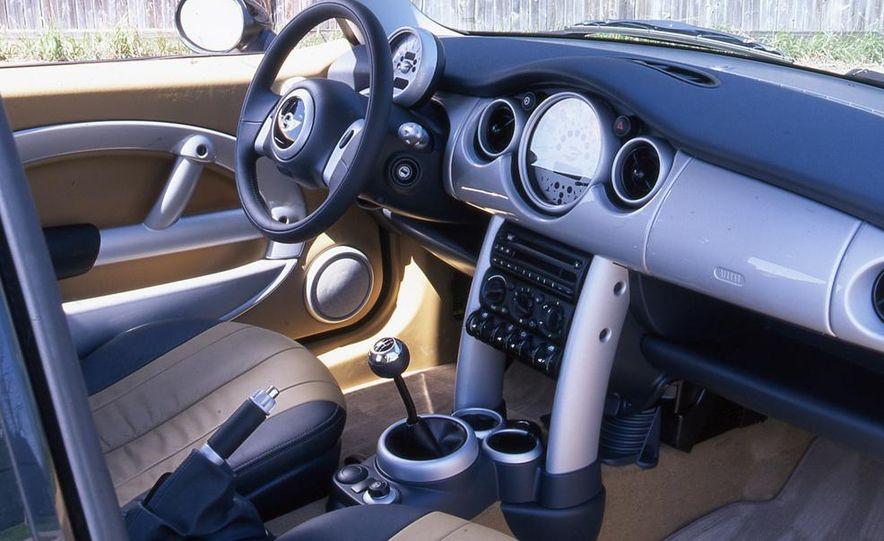 2002 Mini Cooper - Slide 5