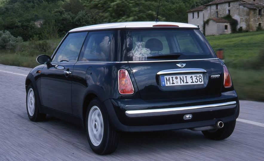 2002 Mini Cooper - Slide 2