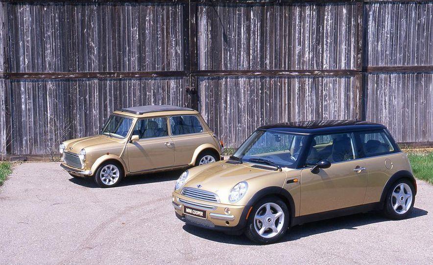 2002 Mini Cooper - Slide 3