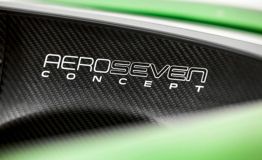 Caterham Aeroseven concept - Slide 8