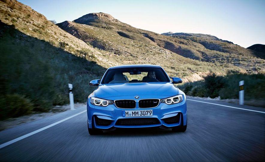 2015 BMW M3 sedan - Slide 3