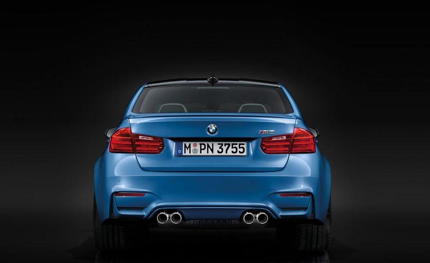 2015 BMW M3 sedan - Slide 14