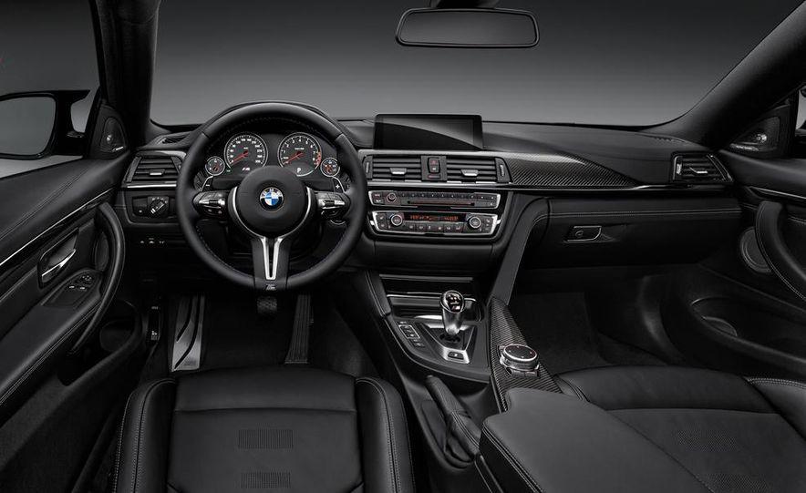 2015 BMW M3 sedan - Slide 42