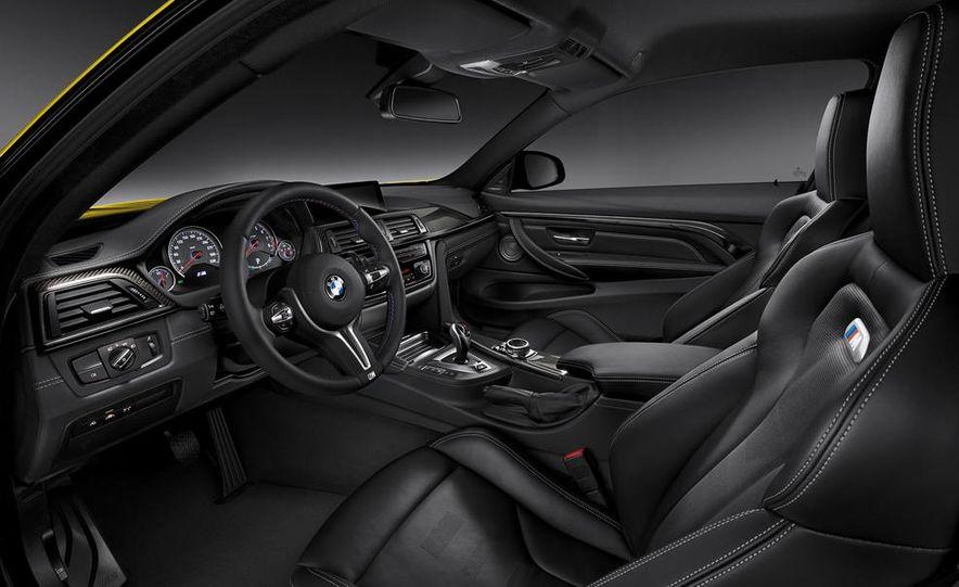 2015 BMW M3 sedan - Slide 43
