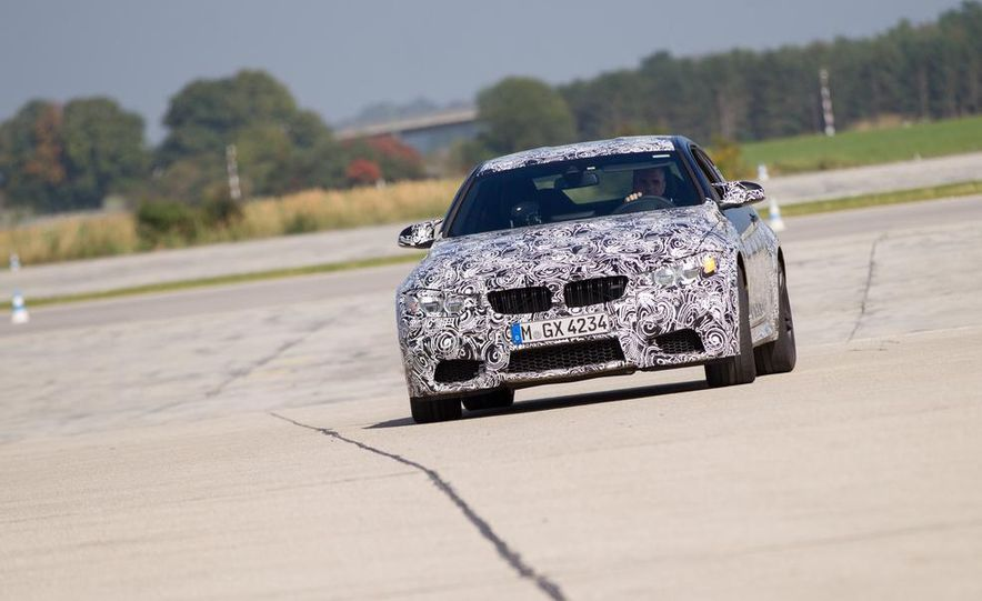 2015 BMW M3 sedan - Slide 53