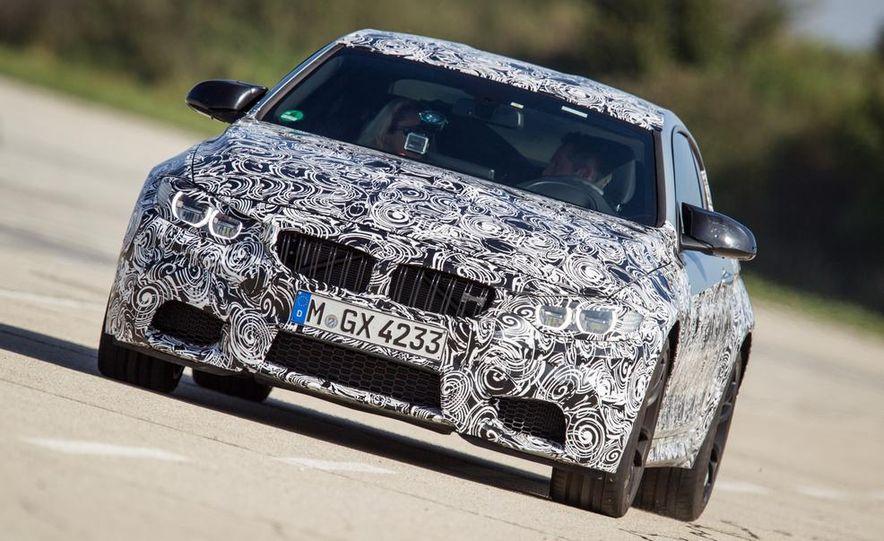 2015 BMW M3 sedan - Slide 55