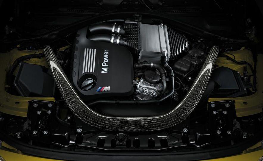 2015 BMW M3 sedan - Slide 44