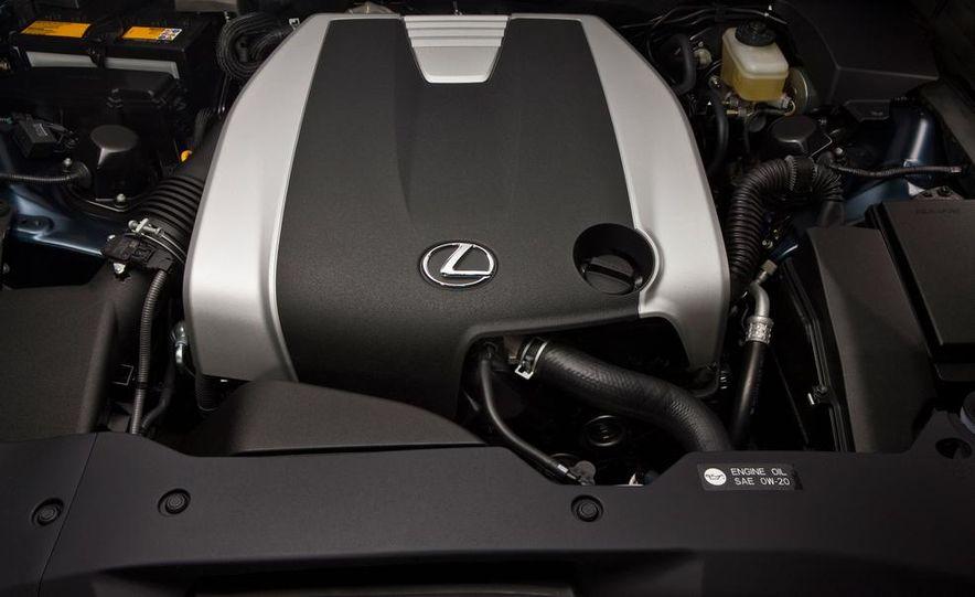 2014 Lexus GS350 - Slide 52
