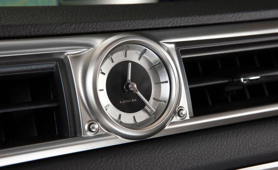 2014 Lexus GS350 - Slide 51