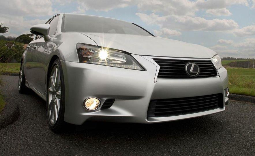 2014 Lexus GS350 - Slide 20