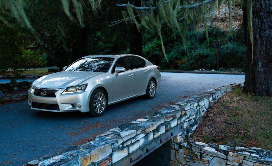 2014 Lexus GS350 - Slide 22