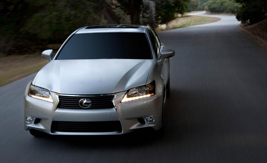 2014 Lexus GS350 - Slide 23