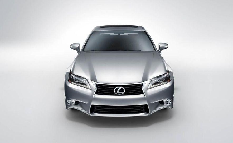2014 Lexus GS350 - Slide 28