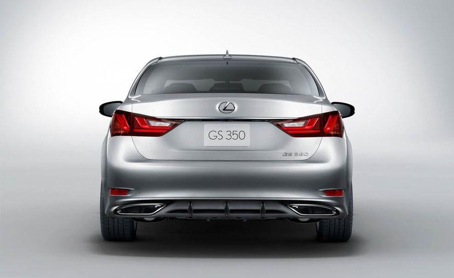 2014 Lexus GS350 - Slide 29