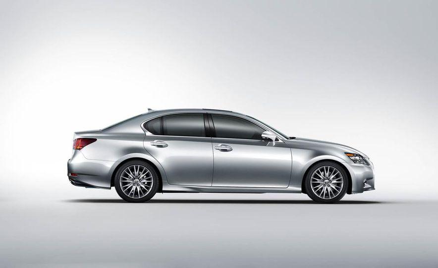 2014 Lexus GS350 - Slide 30