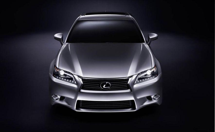 2014 Lexus GS350 - Slide 34