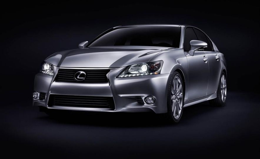2014 Lexus GS350 - Slide 36