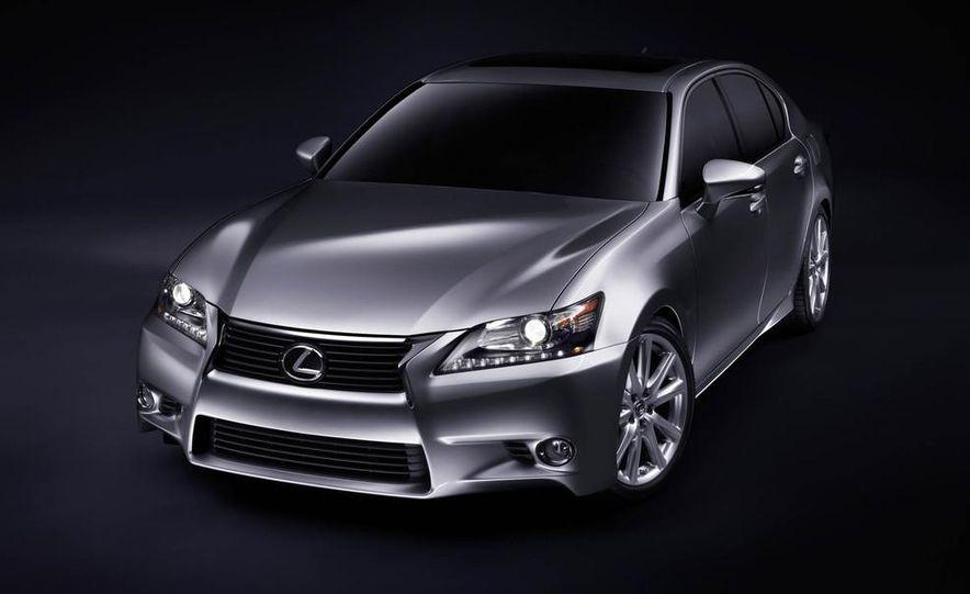 2014 Lexus GS350 - Slide 37