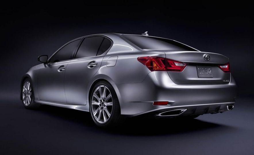 2014 Lexus GS350 - Slide 38